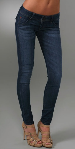 Hudson Signature Pocket Jeggings