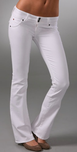 Hudson Signature Boot Cut Pants