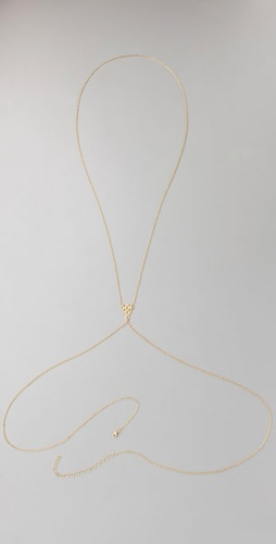 Jacquie Aiche Filigree Body Chain