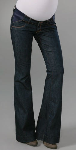 J Brand Lovestory Tall Maternity Jean 36 Inseam