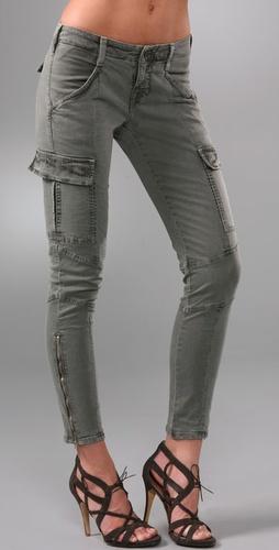 J Brand Houlihan Twill Cargo Pants