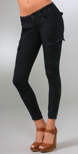 J Brand Houlihan Cargo Skinny Jeans