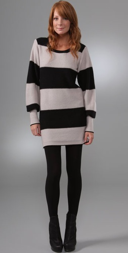 Jill Stuart Evelina Sweater Dress