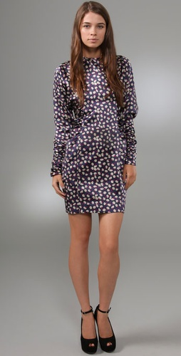 Jill Stuart Maryna Floral Dress