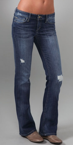 Joe's Jeans Provocateur Petite Boot Cut J