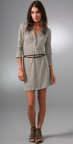 Joie January Linen Dress