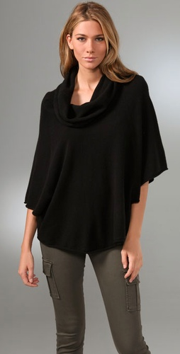 Joie Celia Poncho Sweater
