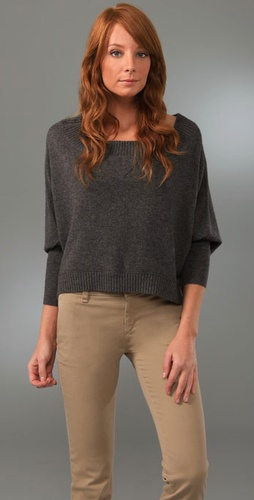 Joie Anais Cropped Sweater