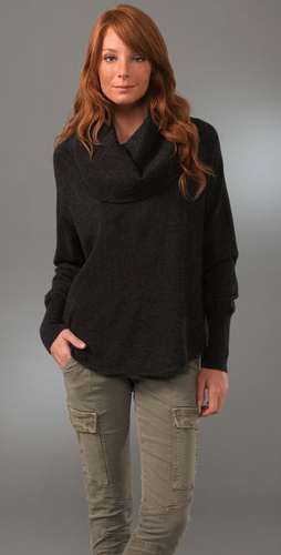 Joie Wesley Cowl Neck Sweater