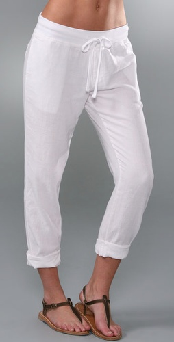 James Perse Drawstring Pants