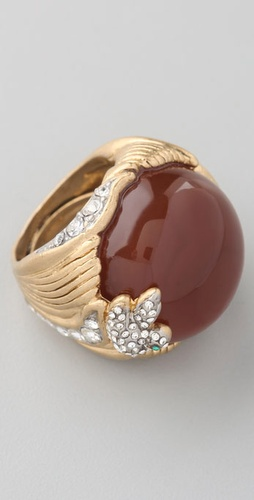 Juicy Couture Agate Sparrow Ring