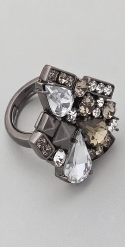 Juicy Couture Cluster Ring