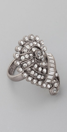 Juicy Couture Stone Deco Ring