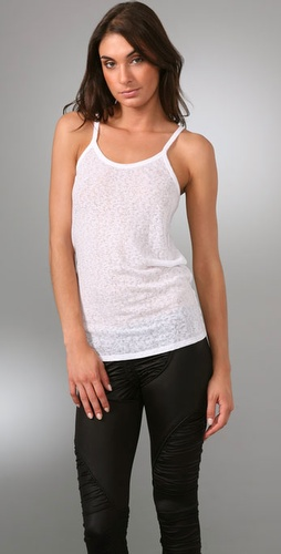 Juicy Couture Burnout Racer Back Tank