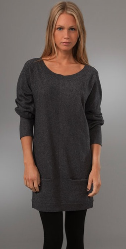 Juicy Couture Dolman Tunic Sweater