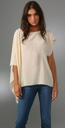 Karen Zambos Vintage Couture Turner Top