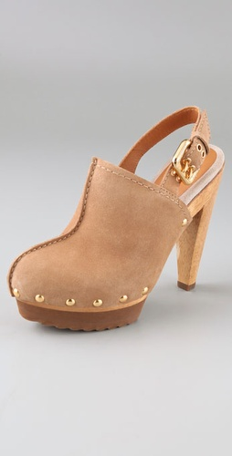 Kors Michael Kors Claudia Suede Platform 