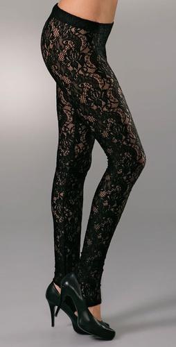 Kova & T Lace Leggings