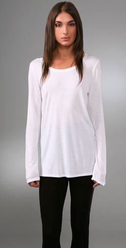 Kimberly Ovitz Armington Long Sleeve Top