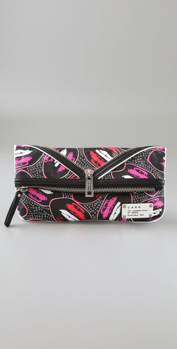 L.a.m.b Kiss Me Haughton Clutch