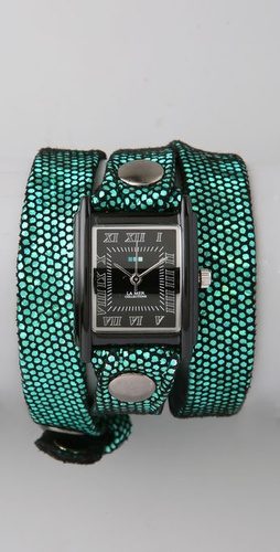 La Mer Collections Mermaid Wrap Watch