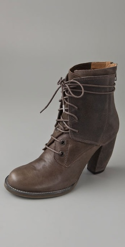Ld Tuttle The Weave Lace Up Boots