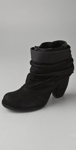 Ld Tuttle The Push Suede Slouch Booties