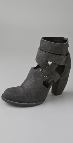 Ld Tuttle The Trace Suede Booties