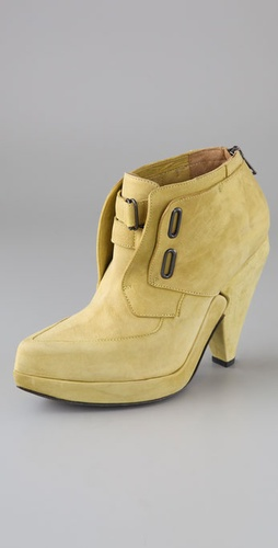 Ld Tuttle The Wing Platform Booties