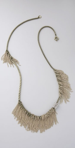 Lee Angel Jewelry Manuela Chain Necklace