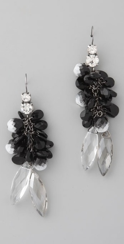 Lee Angel Jewelry Chantal Cluster Earring