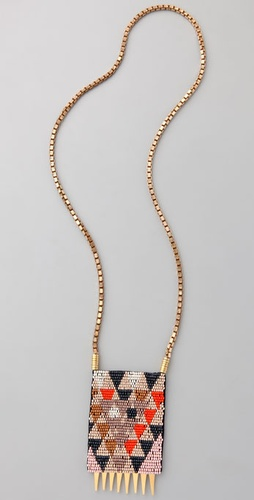 Lizzie Fortunato Jewels Night Train Neckl