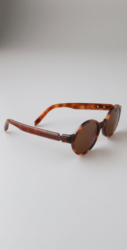 Lanvin Paris Wouter Round Sunglasses
