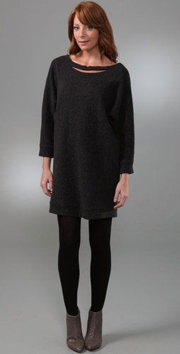 Loeffler Randall Oversized Sweatshirt Dre