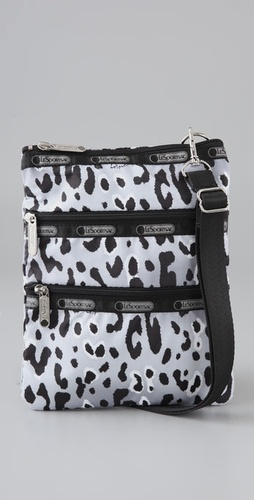 Lesportsac Cheater Kasey Mini Messenger B