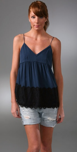 Madewell Gabbi Lace Camisole