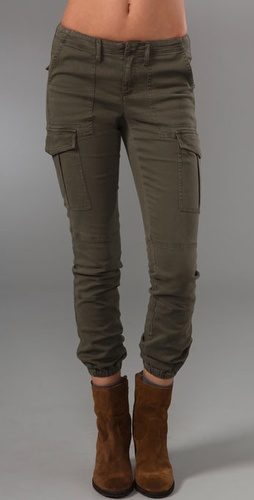Madewell Skinny Supply Cargo Pants