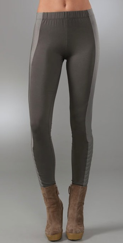 Mm6 Maison Martin Margiela Legging With S