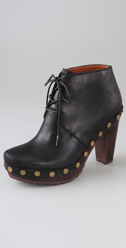 Marc by Marc Jacobs Rivet Platform Booties