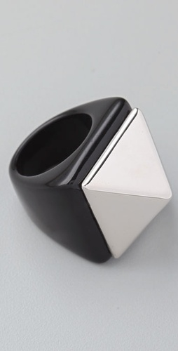 Marc By Marc Jacobs Studly Ring
