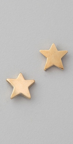 Marc By Marc Jacobs Remarcable Star Studs