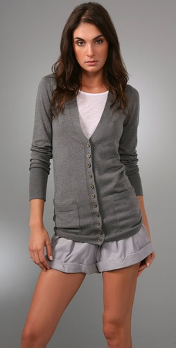 Marc By Marc Jacobs Winona Cardigan Sweat