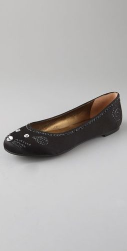 Marc by Marc Jacobs Stone Mouse Flats