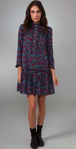 Marc By Marc Jacobs Hana Floral Dress