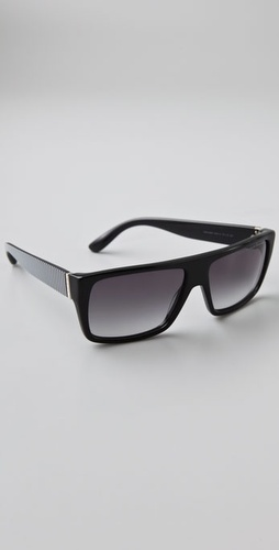 Marc by Marc Jacobs Side Stripe Sunglasses from shopbop.com