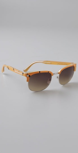 Marc By Marc Jacobs Safari Dot Sunglasses
