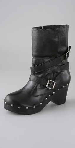Matisse Footwear Nixie Clog Booties