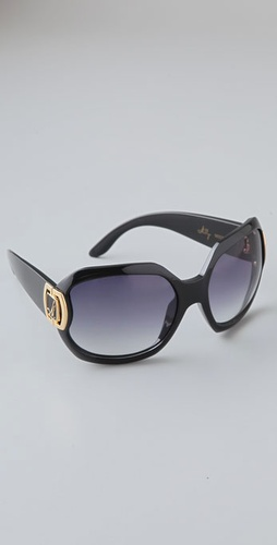 Milly Oversized Sunglasses