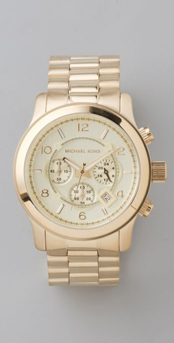 Michael Kors Watches Men's Oversized Watch