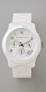 Michael Kors Watches Ceramic Watch